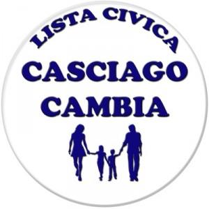LOGO CASCIAGO CAMBIA 10 CM