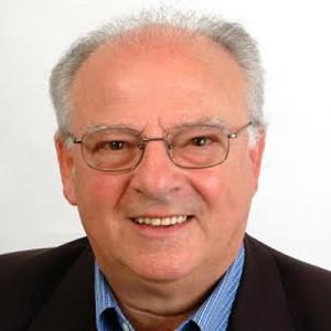 Il candidato sindaco per la lista Lega  Nord civica per Lozza