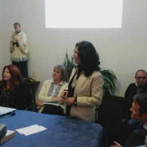 Cristina Galimberti Lega Nord Buguggiate
