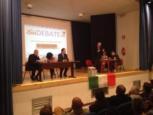 debate candidati sindaco solbiate olona