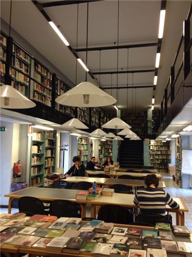 biblioteca gavirate